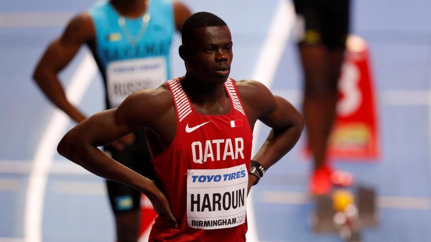 Tous les participants d'une série du 400m disqualifiés lors des Mondiaux indoor
