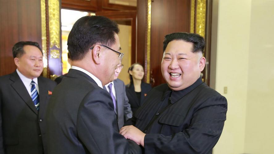 Une délégation sud-coréenne attendue au Nord