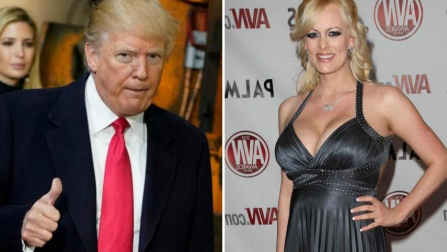 Stormy veut faire invalider son accord avec Trump