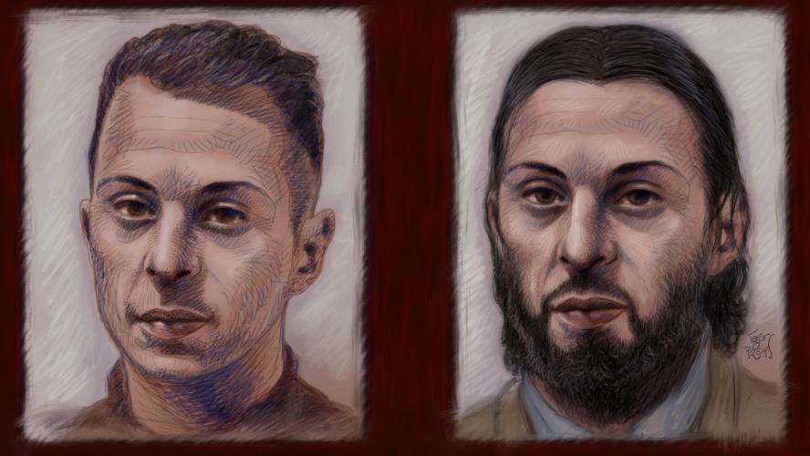 Salah Abdeslam sort brièvement de son silence devant la justice — France