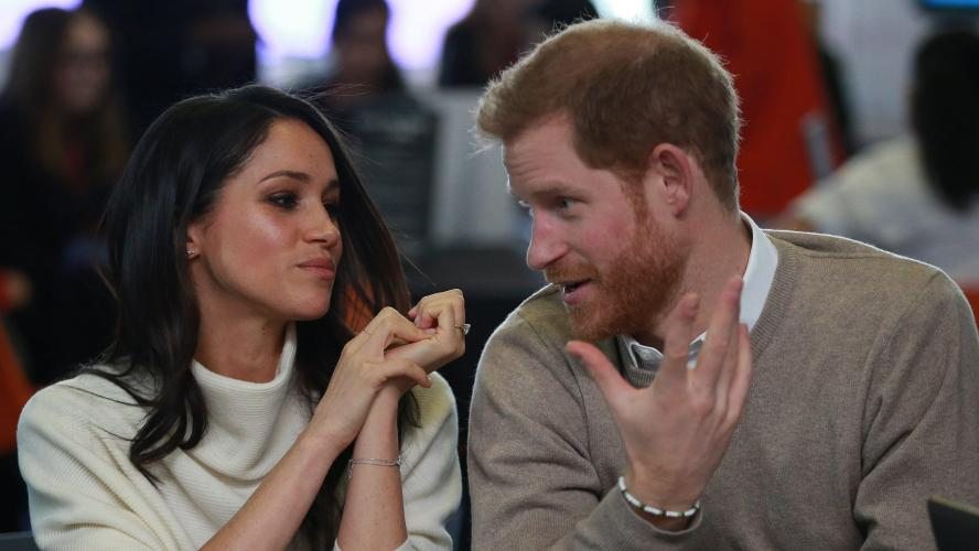 La future épouse du prince Harry officiellement baptisée — Meghan Markle