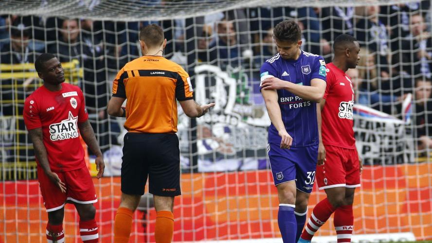Trebel quittera le stage pour se défendre à l'Union belge — Anderlecht