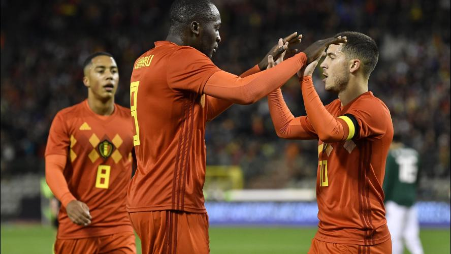 Martinez appelle 28 Diables contre l'Arabie Saoudite — Belgique