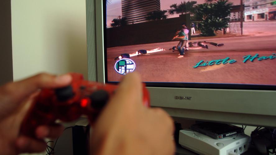 Un enfant tue sa soeur pour une manette de jeu vidéo