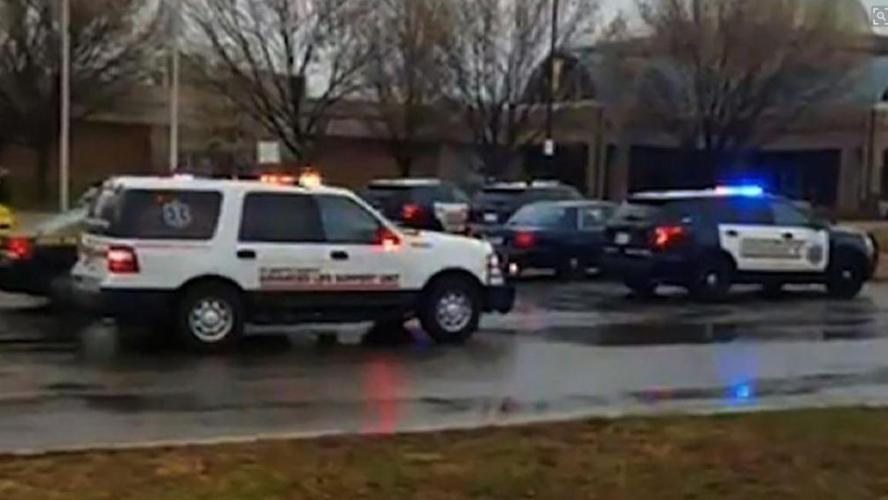 LEAD Une fusillade dans un lycée du Maryland fait trois blessés