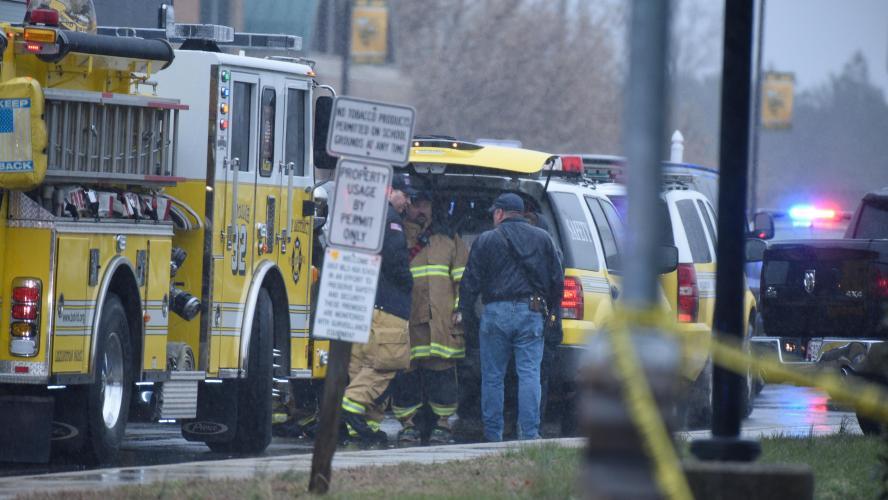 Coups de feu dans un lycée du Maryland: le tireur est décédé