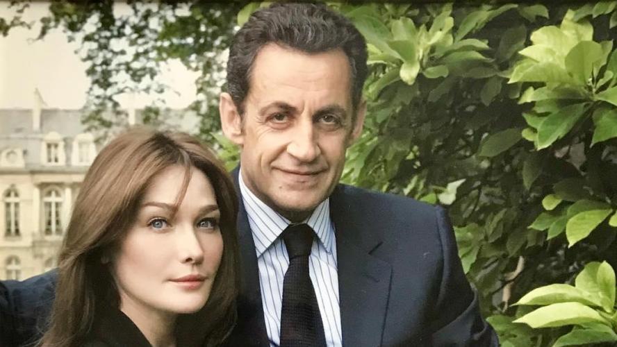 Le beau message de Carla Bruni à Nicolas Sarkozy