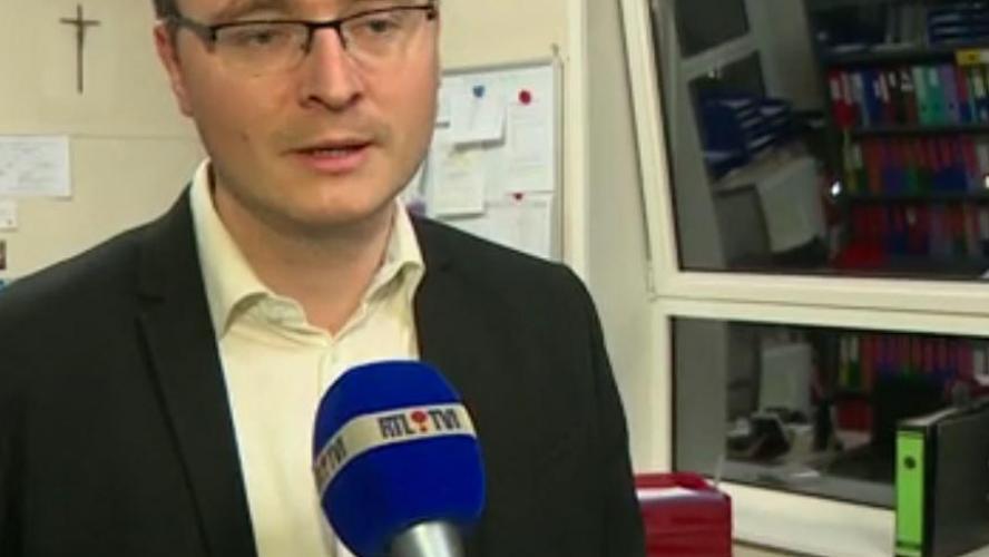 Un cas de méningite à Notre-Dame Willemyns — Anderlecht