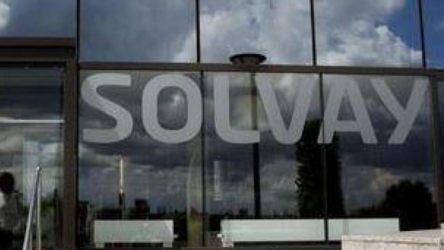 SOLVAY supprime 600 postes dans le monde, dont 160 en France