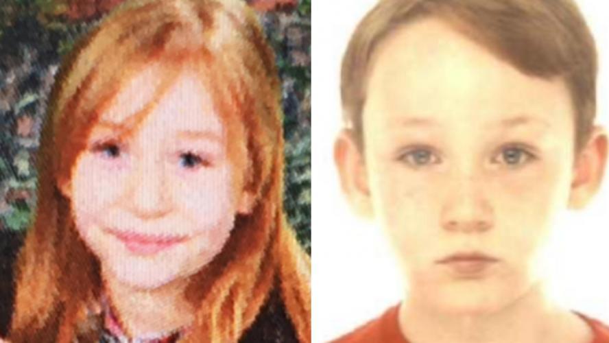 Avis de disparition : Jade et son frère Jordan ont disparu à Mouscron