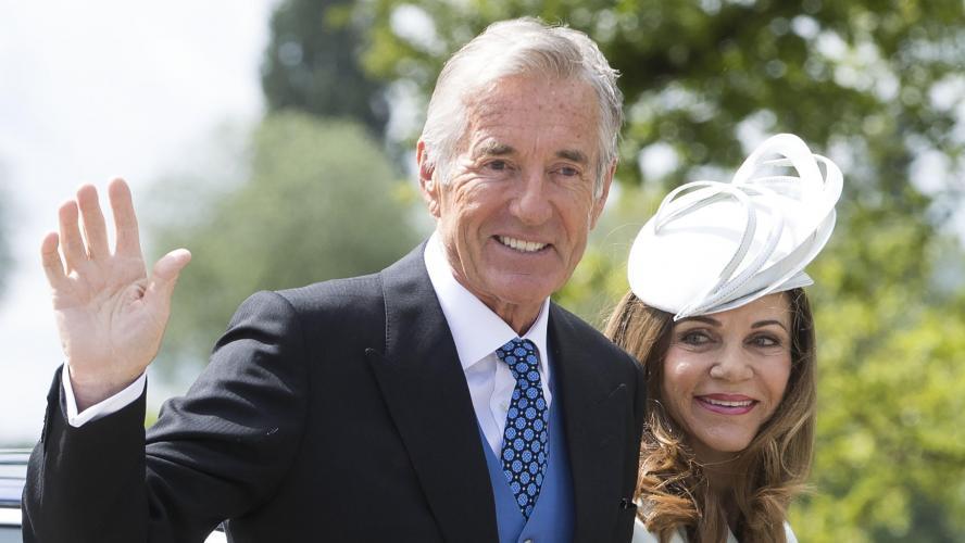 Le beau-père de Pippa Middleton, inculpé pour