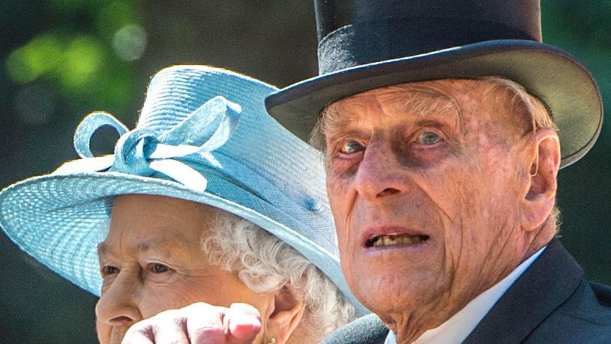 Royaume-Uni : le prince Philip hospitalisé à 96 ans