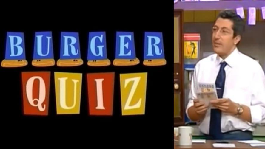Burger Quiz revient le 25 avril sur TMC