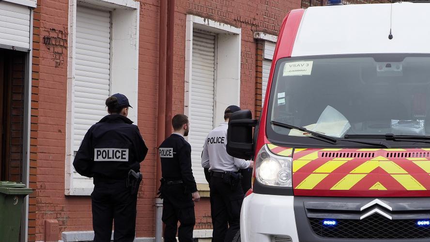 Une fillette blessée par une carabine à plomb et héliportée à Lille