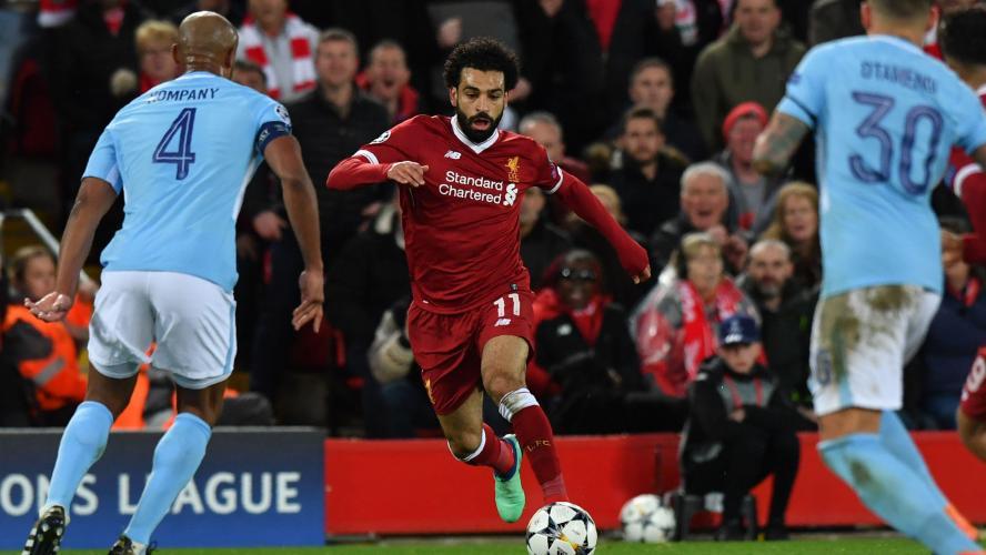 Joueur de la semaine en C1 : Mohamed Salah bat Cristiano Ronaldo