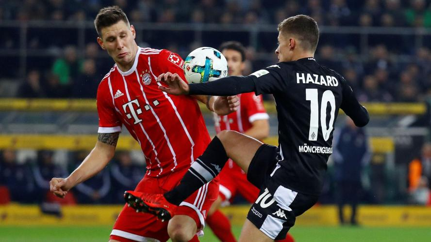 M'Gladbach en direct: Bayern