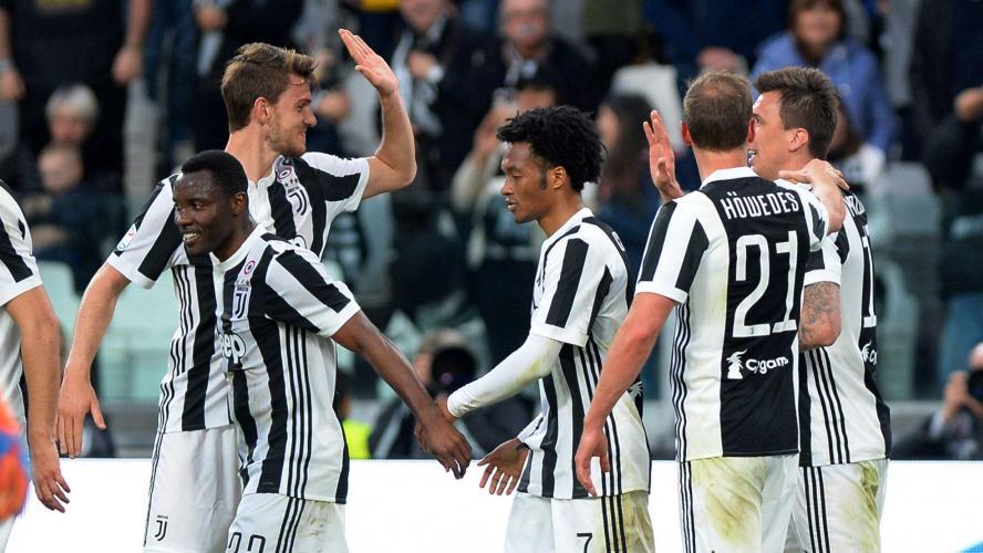 Serie A - La Juve fonce vers le titre