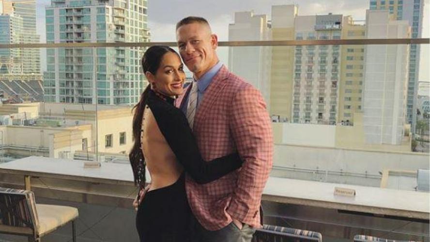 Deux stars du catch se séparent à deux semaines de leur mariage