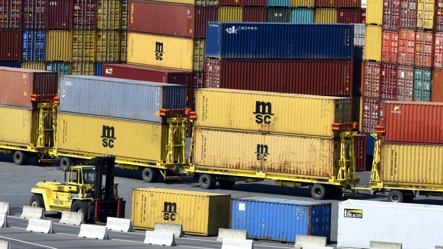 Soupçons d'exportations de produits chimiques vers la Syrie 18/04/2018 — Belgique