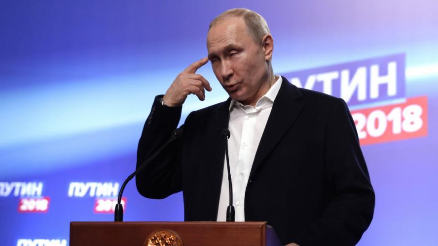 Trump invite Poutine à se rendre à la Maison Blanche