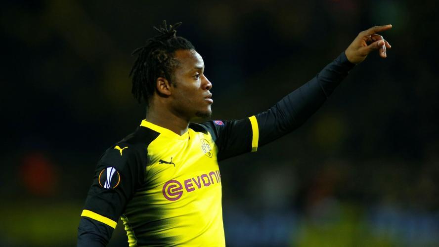 Dortmund veut garder Michy Batshuayi
