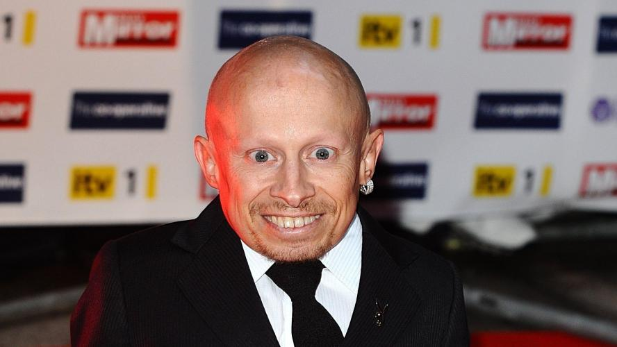 Verne Troyer, le