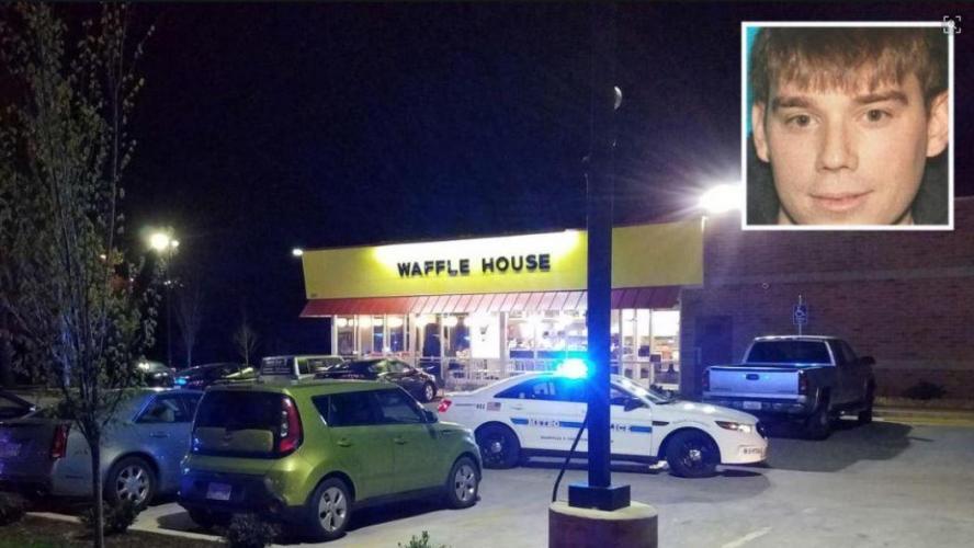4 morts dans le Tennessee — Fusillade