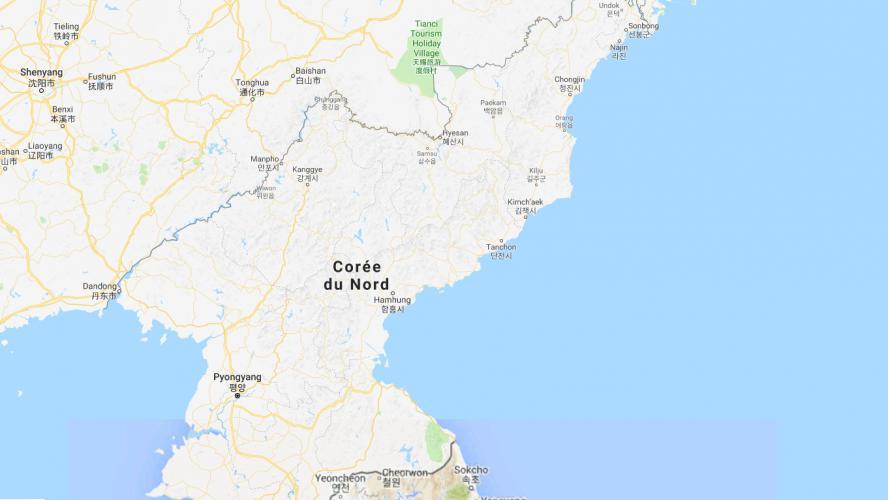 32 touristes tués dans un accident de car — Corée du Nord