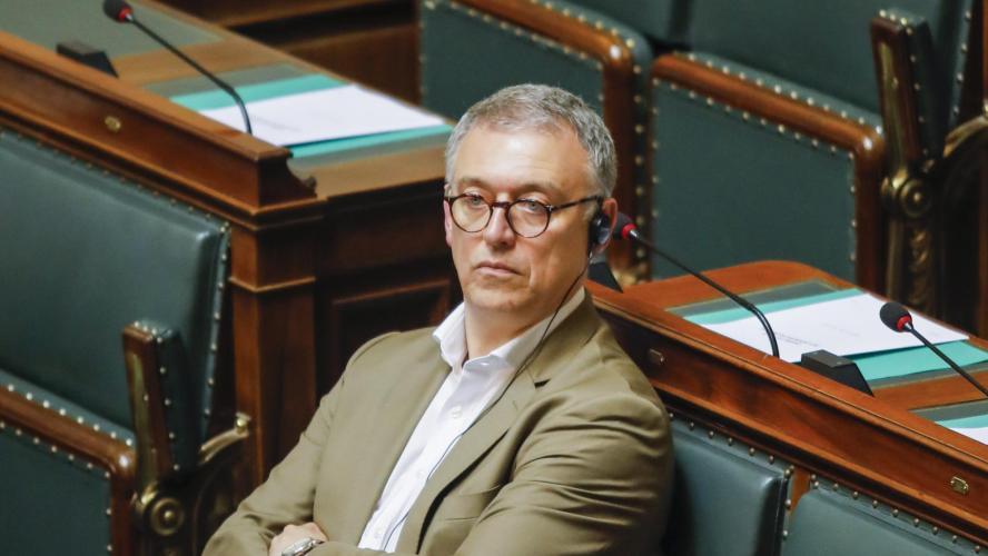 Propos insultant envers Caroline Taquin: Eric Massin s'excuse sur Facebook