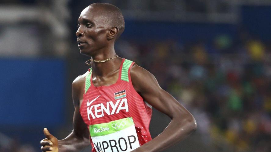 Athlétisme : avec Asbel Kiprop, une nouvelle star kényane est soupçonnée de dopage