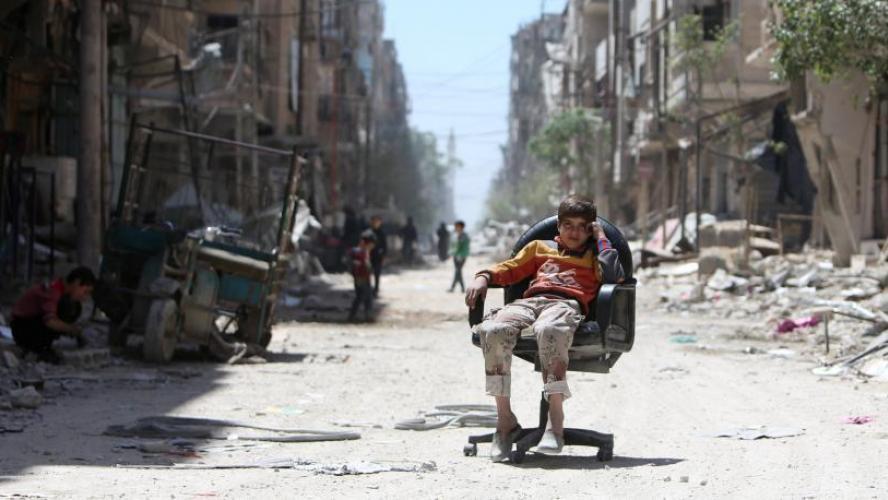 Des experts vont exhumer des corps à Douma — Armes chimiques