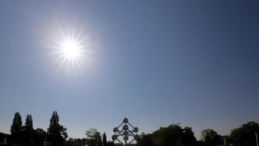Un début de semaine estival avec des températures jusqu'à 27°C