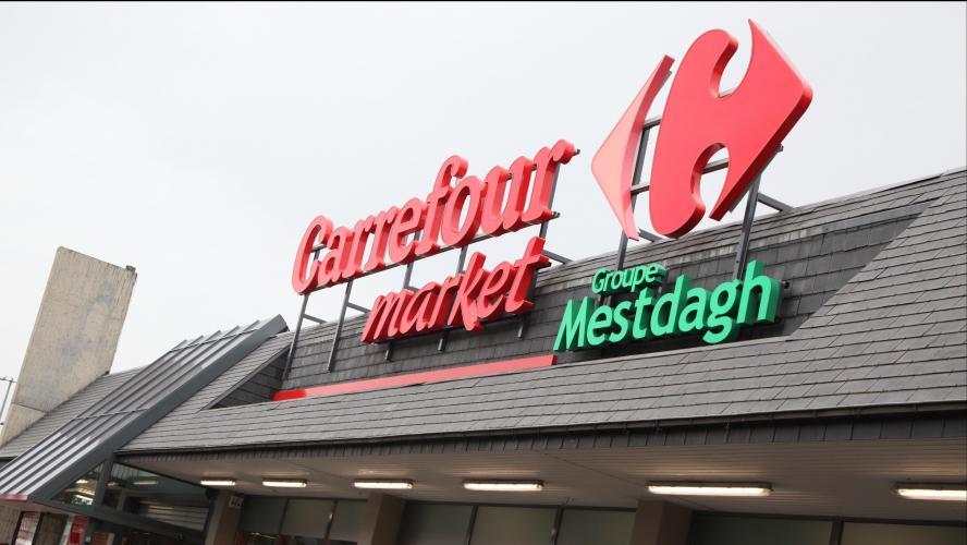 450 emplois menacés mais aucune fermeture de magasins — Mestdagh