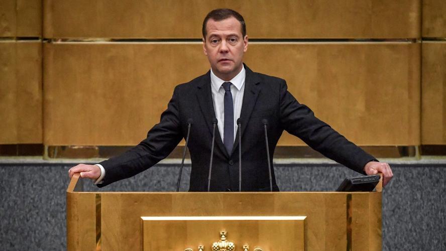 Bis repetita en Russie — Poutine-Medvedev