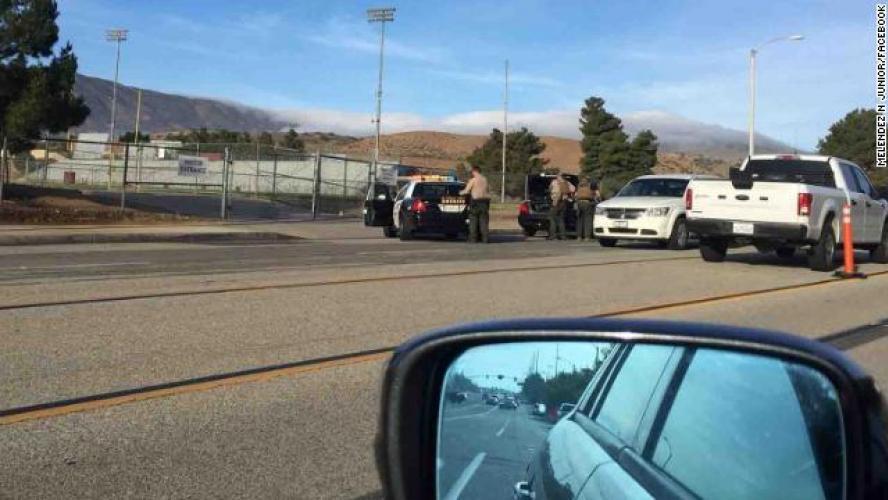Coups de feu dans un lycée de Los Angeles