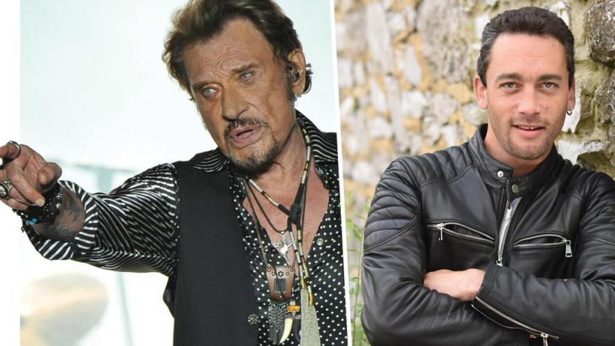 Une surprise pour ses 75 ans — Johnny Hallyday