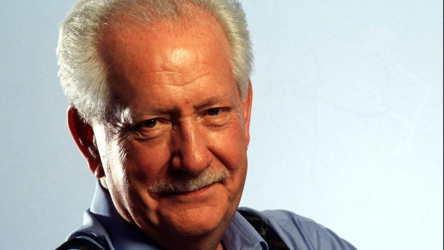 Le journaliste Pierre Bellemare est mort