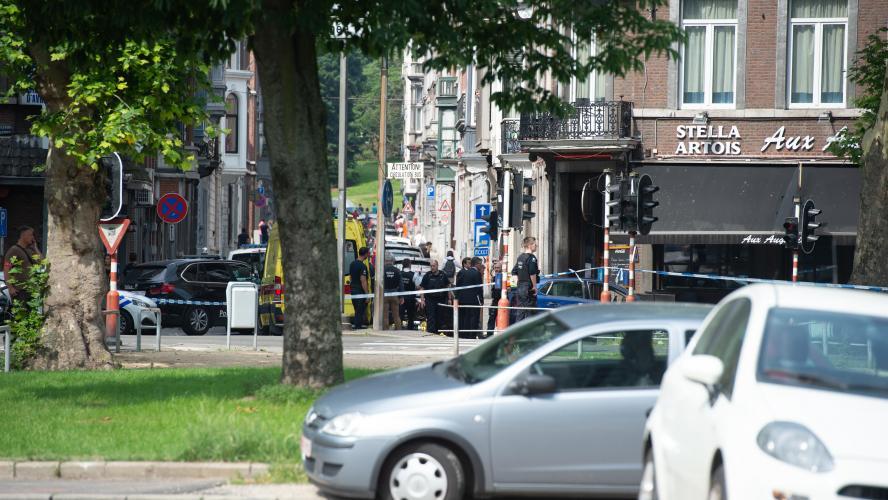 Fusillade en Belgique: 2 policiers et un civil tués