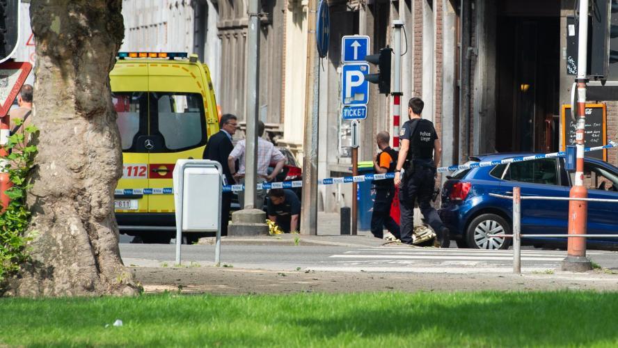 2 policiers et un civil tués — Fusillade en Belgique