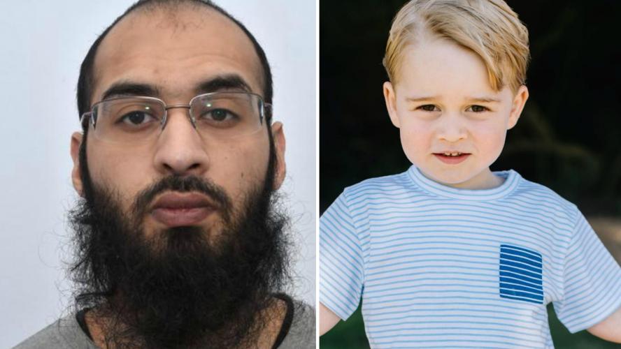 Un partisan de Daesh visait le prince George — Grande-Bretagne