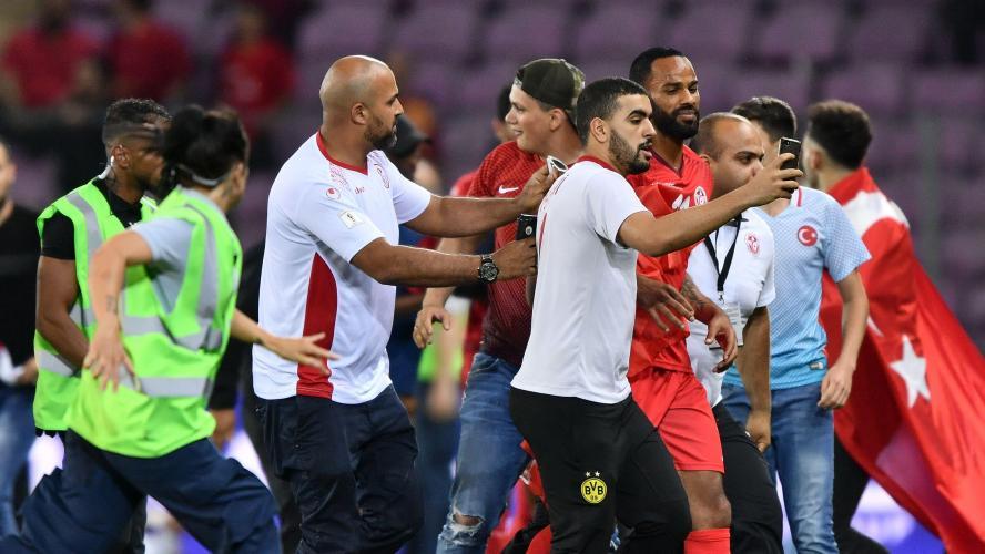 La Tunisie bute sur la Turquie — Amical