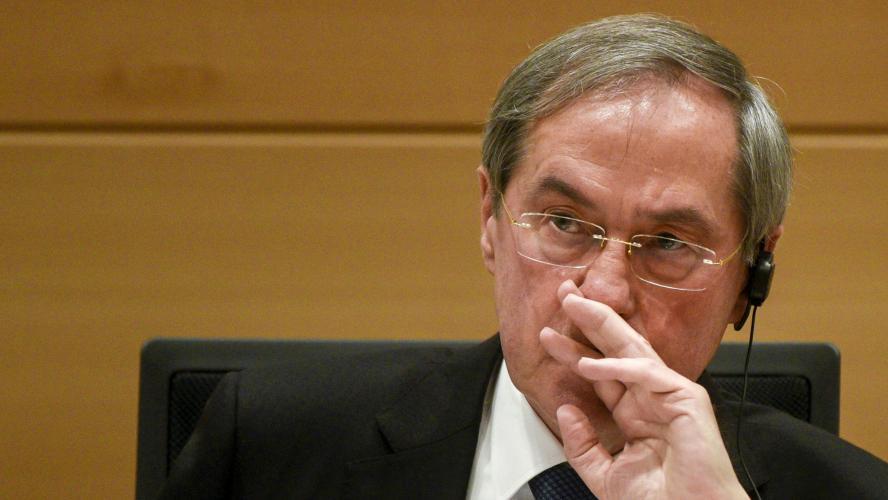 Financement libyen : Claude Guéant entendu par les juges d'instruction