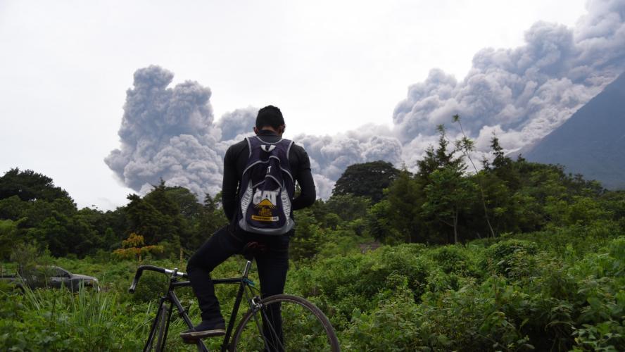 Plus de 60 morts dans une éruption volcanique au Guatemala