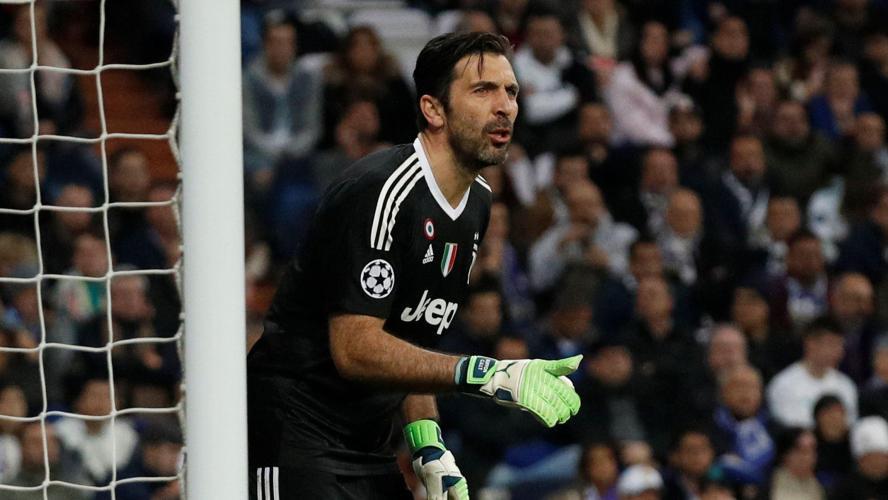 Trois matchs de suspension, l'UEFA est sympa avec Buffon — LdC