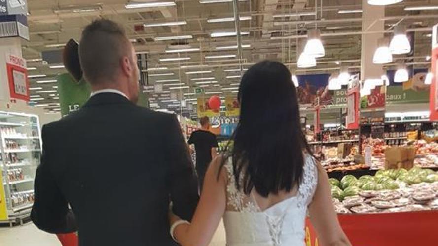 Nous avons retrouvé les mariés du Cora de Messancy: voici ...