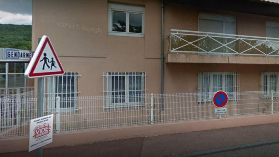 Rhône : deux fillettes retrouvées mortes dans une brigade de gendarmerie