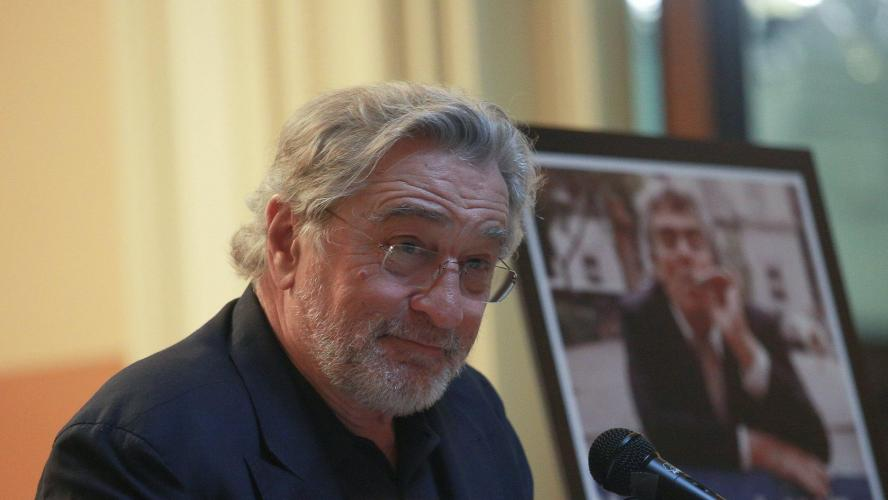 USA-Robert de Niro s'en prend à Donald Trump aux Tony Awards