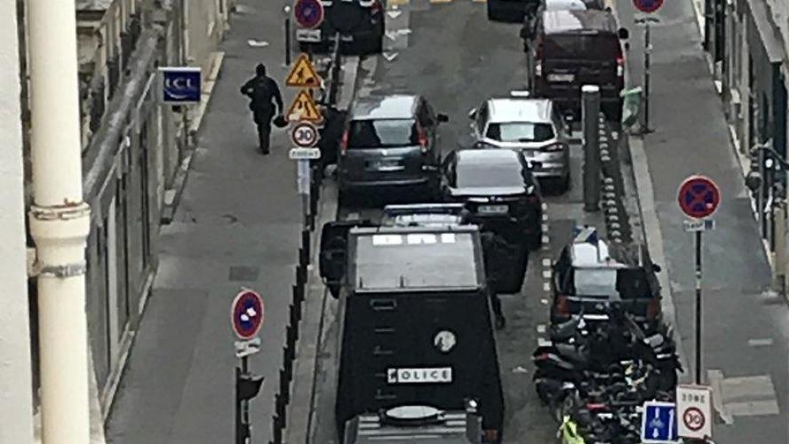 Paris : prise d'otages en cours dans le Xe arrondissement