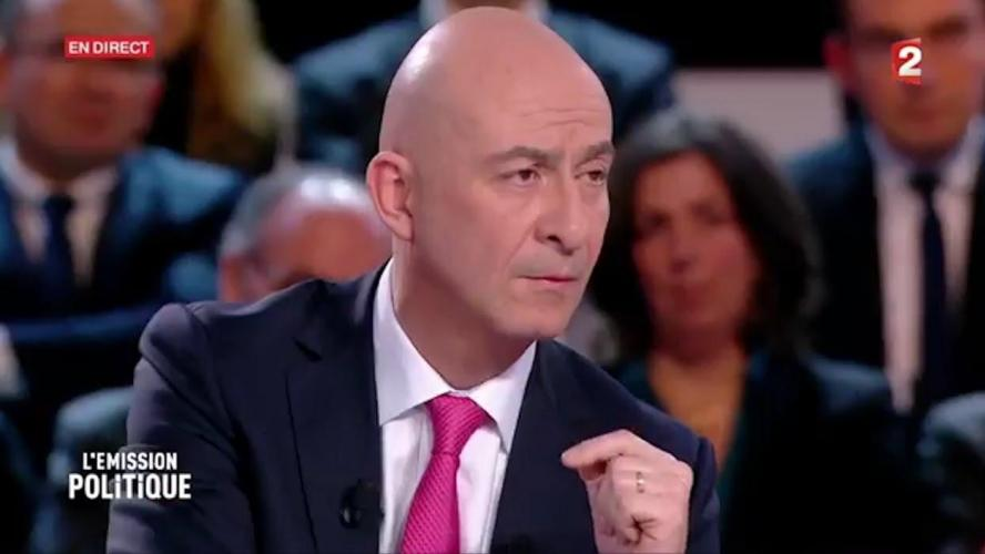 Le journaliste économique François Lenglet quitte France 2 pour TF1