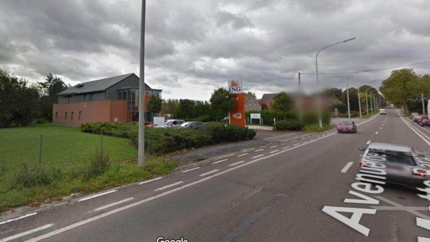 Les distributeurs de billets dans les banques inaccessibles la nuit — Belgique